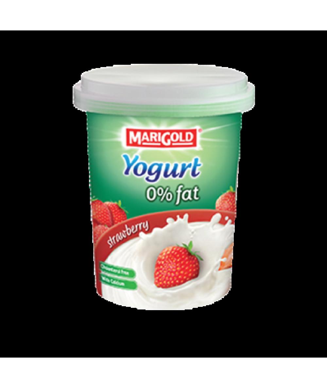 MG Fat Free Yogurt Strawberry 135g