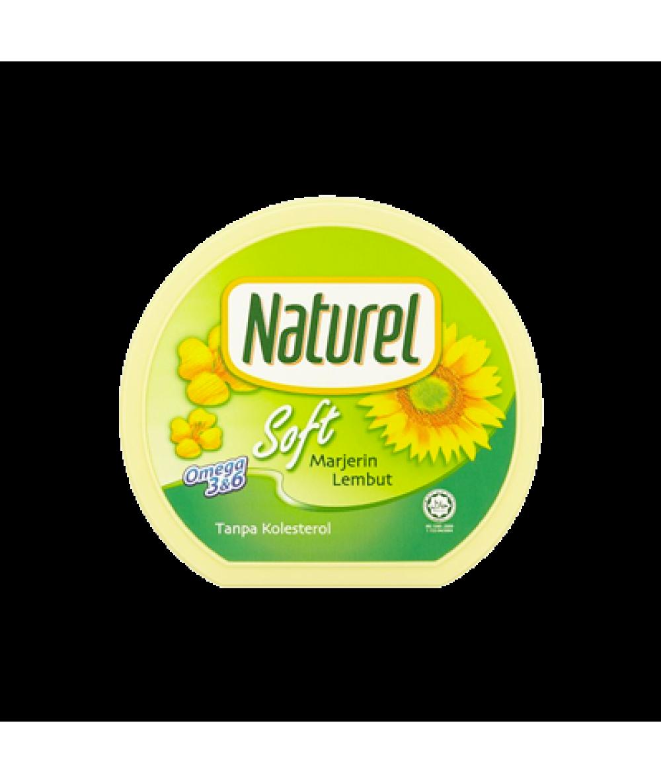 Naturel Soft Margarine 250g
