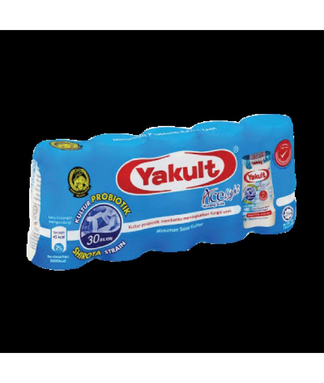 Yakult Ace Light 80ml*5's