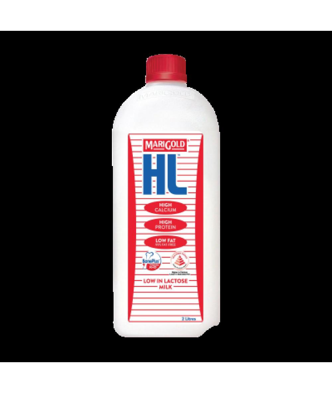 HL Milk Plain 2L
