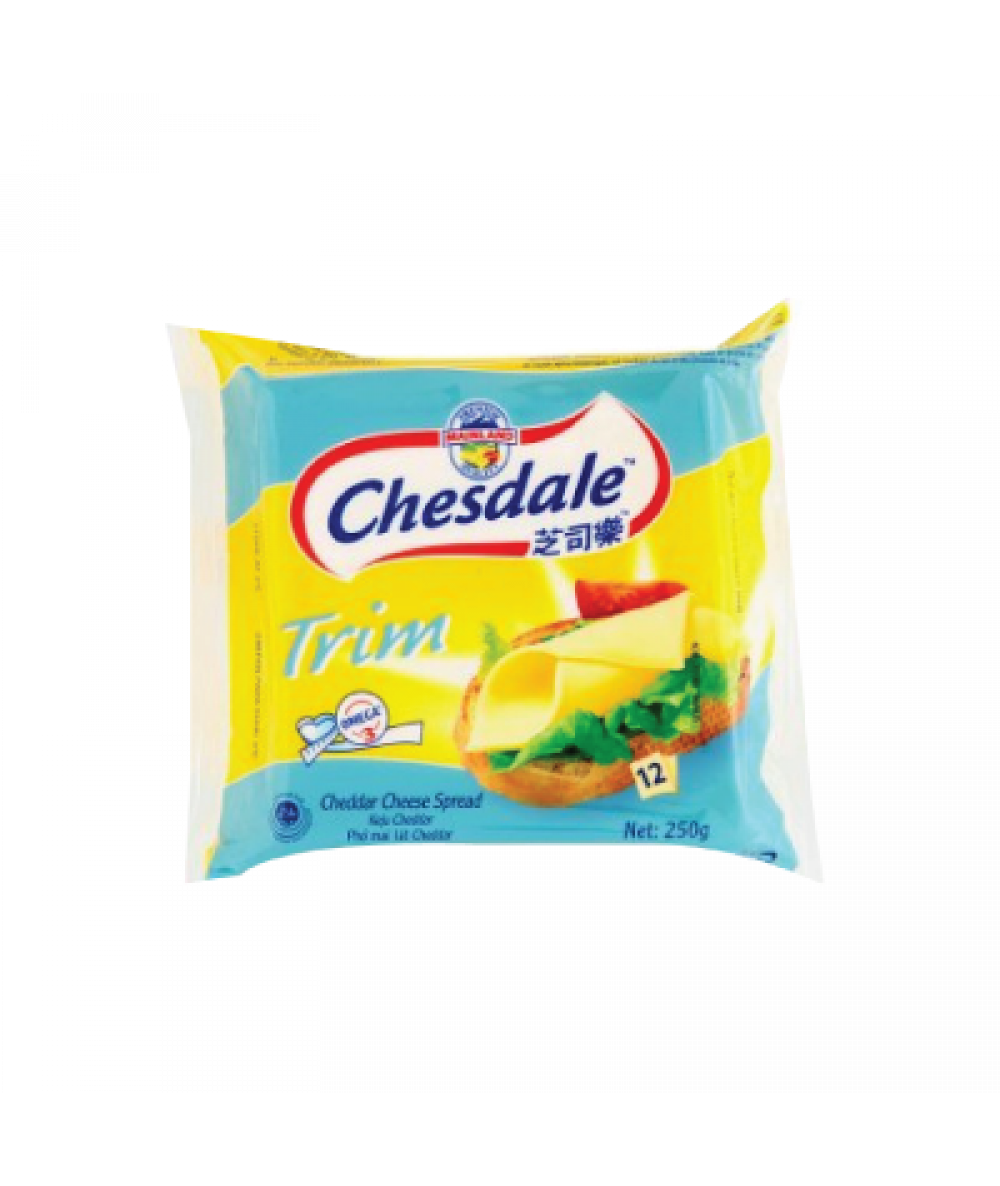 Chesdale Cheese Trim 250g