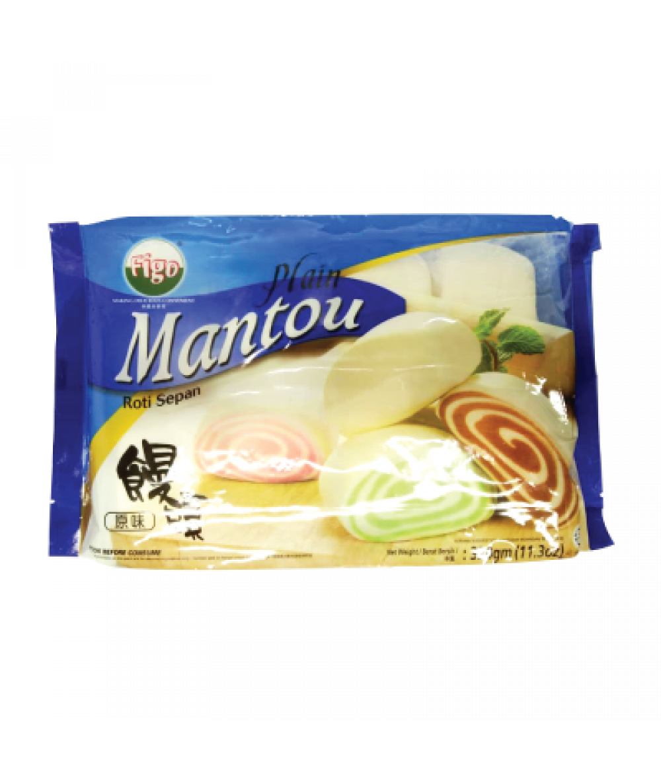 Figo Mantou Plain 320g 馒头原味