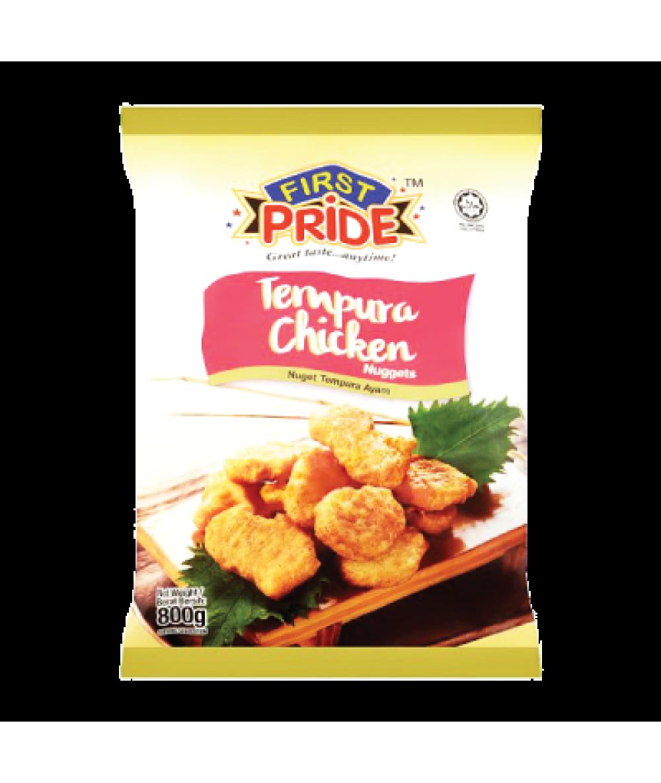 *First Pride Tempura Chicken Nugget 800g