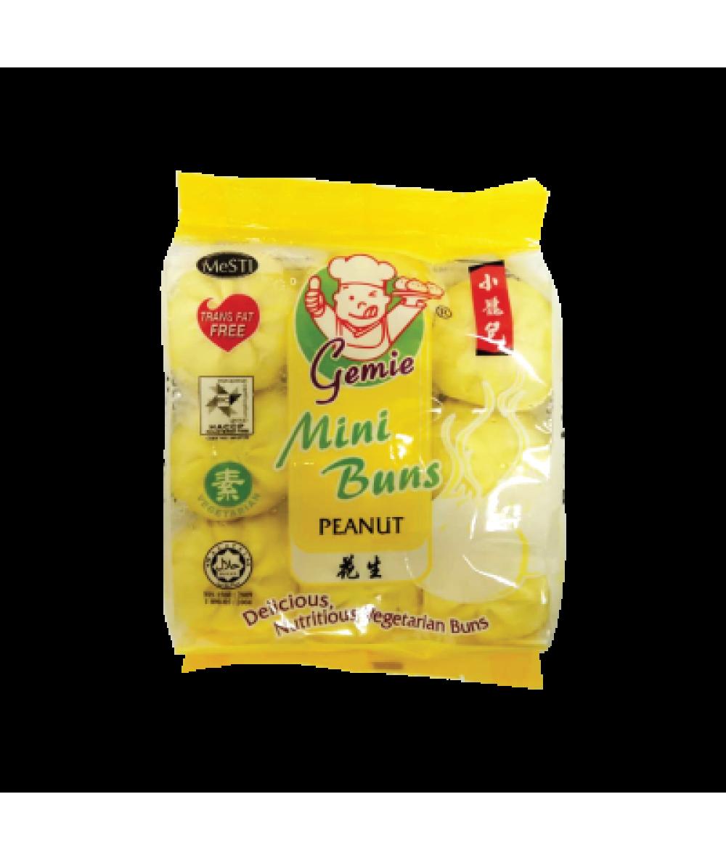 Gemie Peanut Bun 270g 奇美花生包