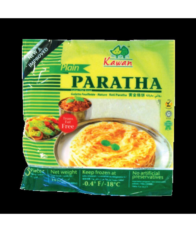 Kawan Roti Paratha 400g 印度煎饼