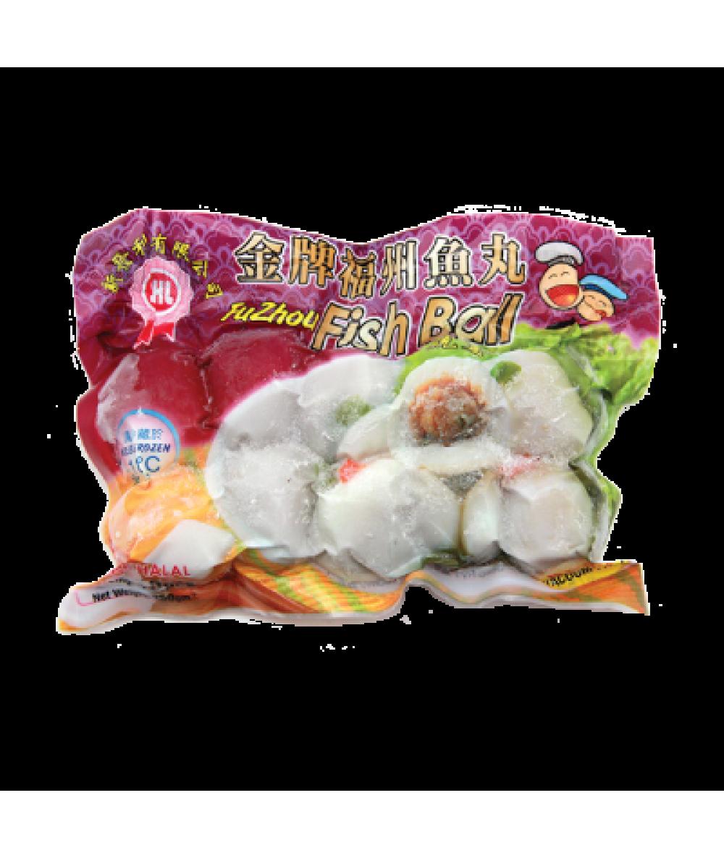 SHL Fuzhou Fish Ball 250g