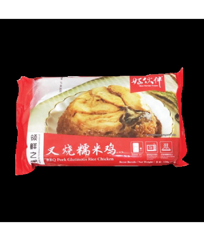 Best Partner BBQ Pork Glutinous Rice Chicken 2pc