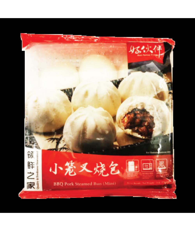 Best Partners Mini Roasted Pork Bun 9's小笼叉烧包