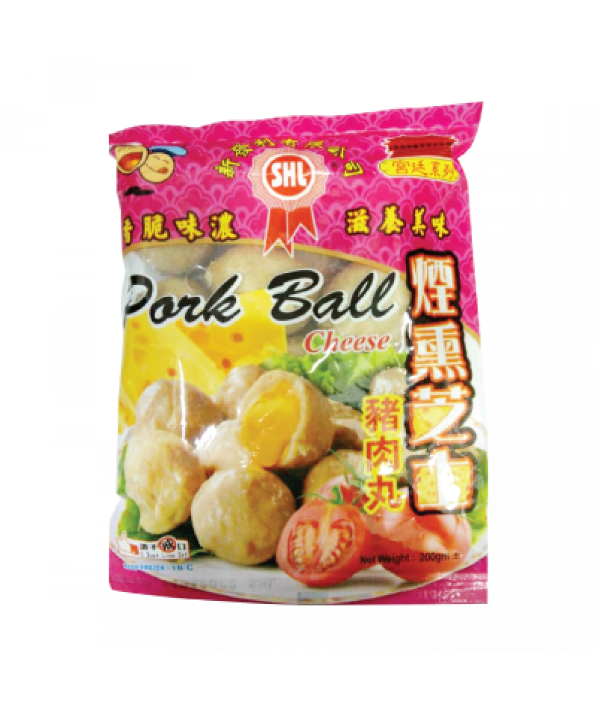 SHL Cheese Pork Ball 200g
