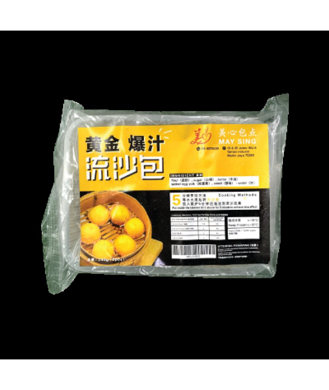 *MaySing Golden Salted Egg Bun 6pcs (240g)