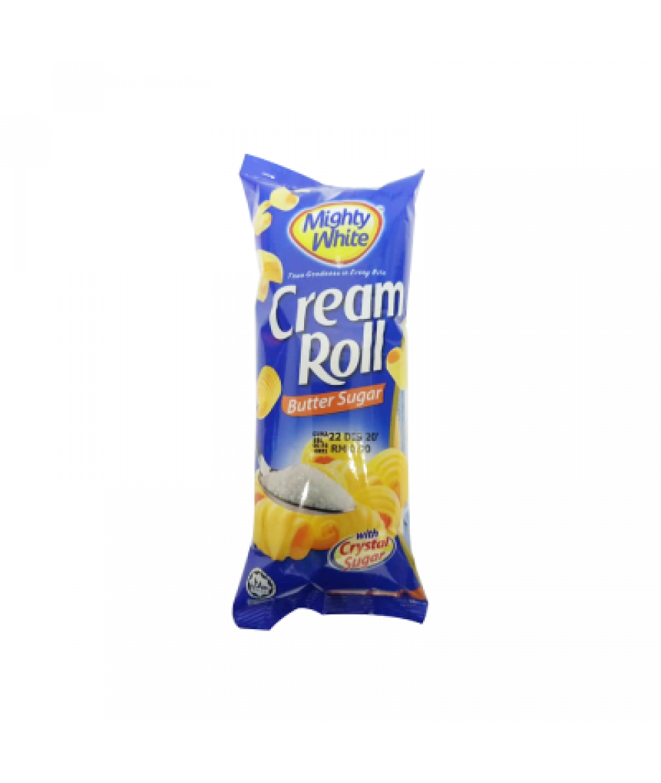 MW Butter Sugar Cream Roll 50g
