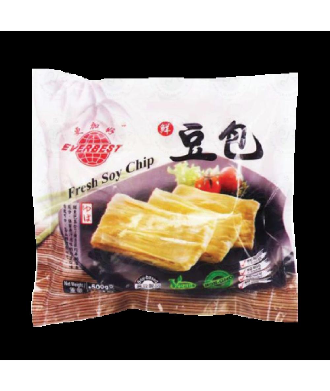Everbest Fresh Soy Chip 500g 豆包