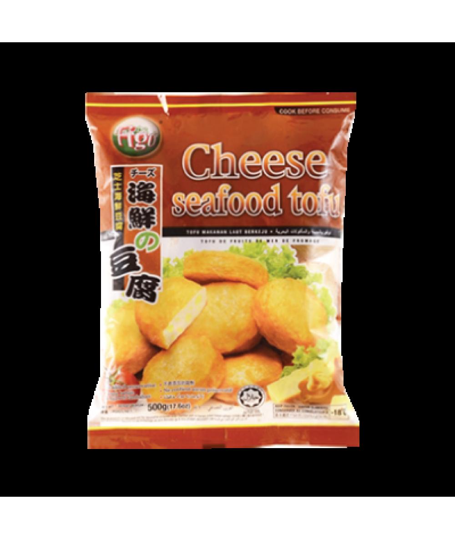 Figo Cheese Seafood Tofu 500g