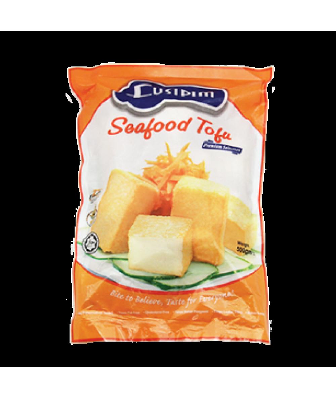 Fusipim Seafood Tofu 500g 海鲜豆腐