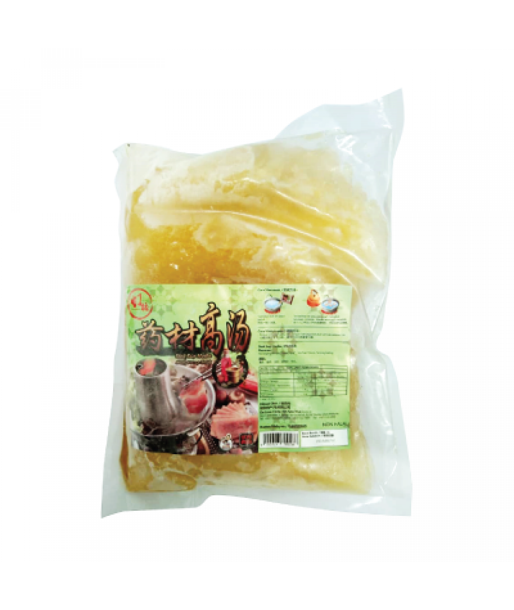 HQ Herbal Soup Stock 1L 药材高汤