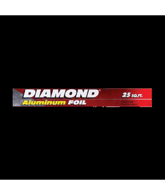 Diamond Aluminum Foll 锡纸25ft