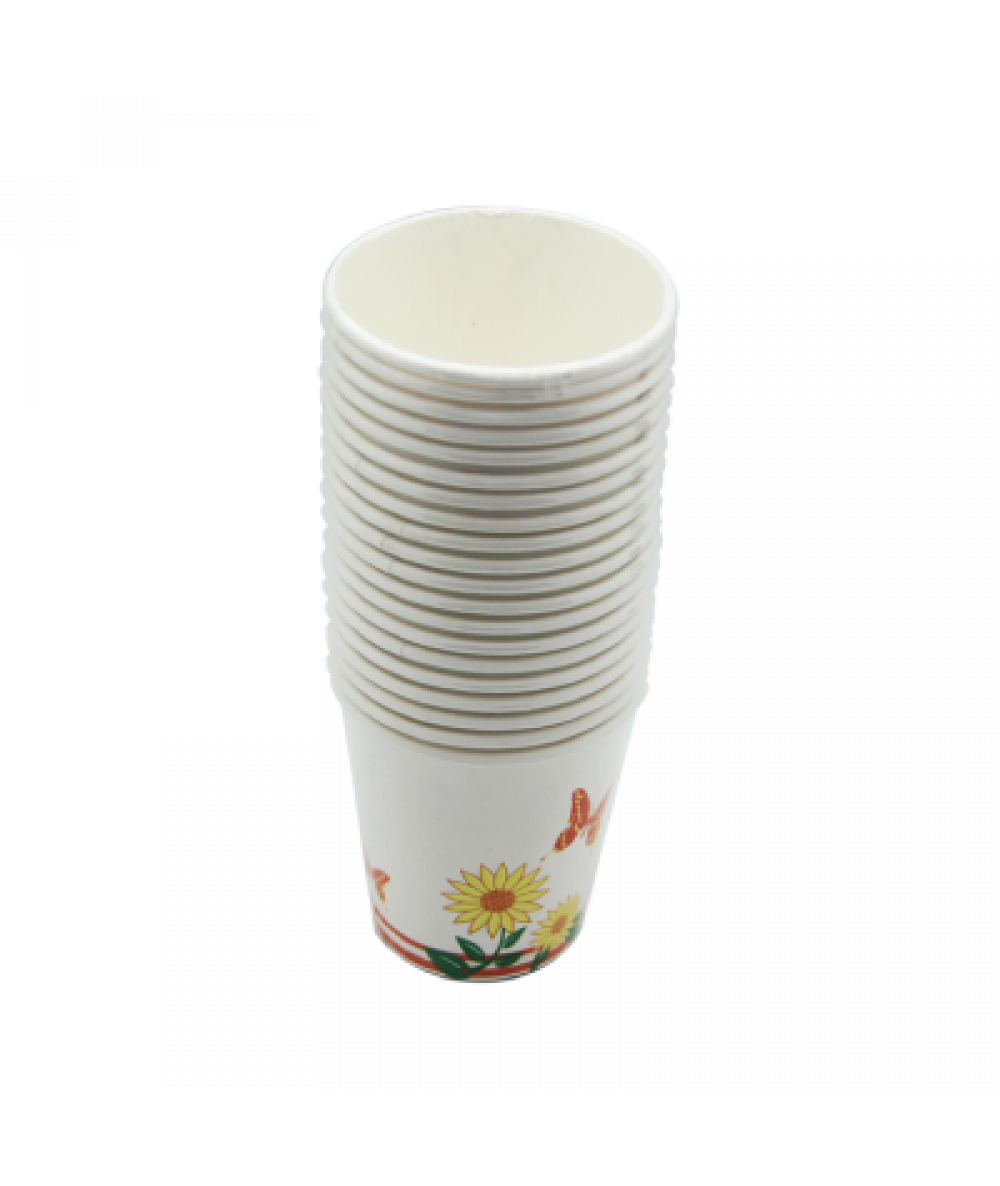 Paper Cup 纸杯250ml*20s