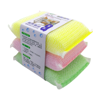 OI Colorful Net Sponge 3's