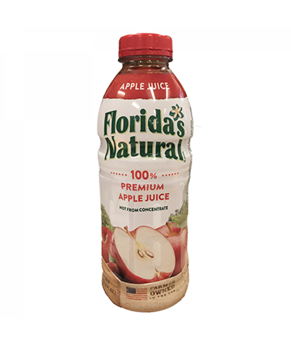 Florida's Natural Apple Juice 1L