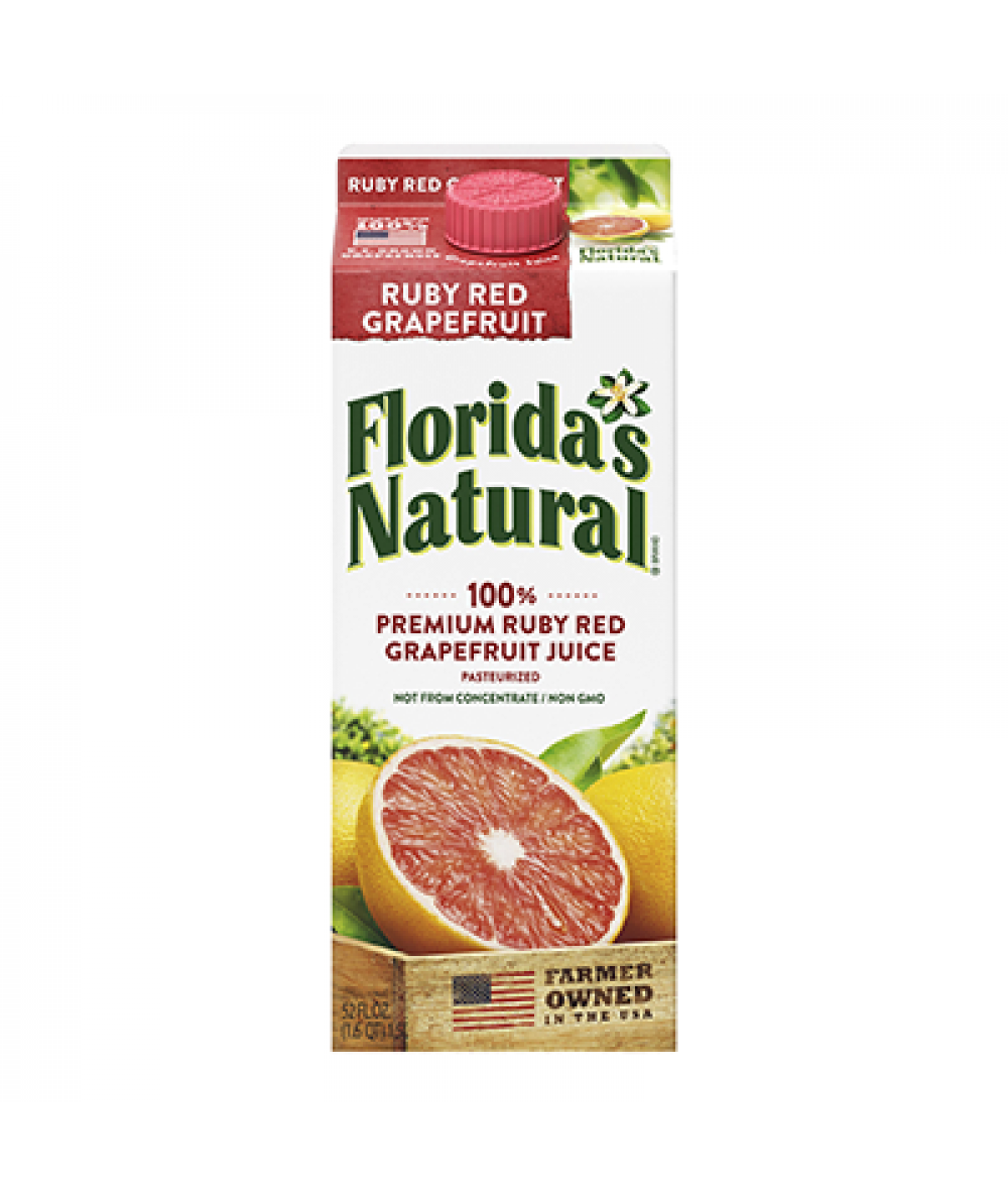 Florida's Natural Ruby Red Grapefruit Juice 1.5L