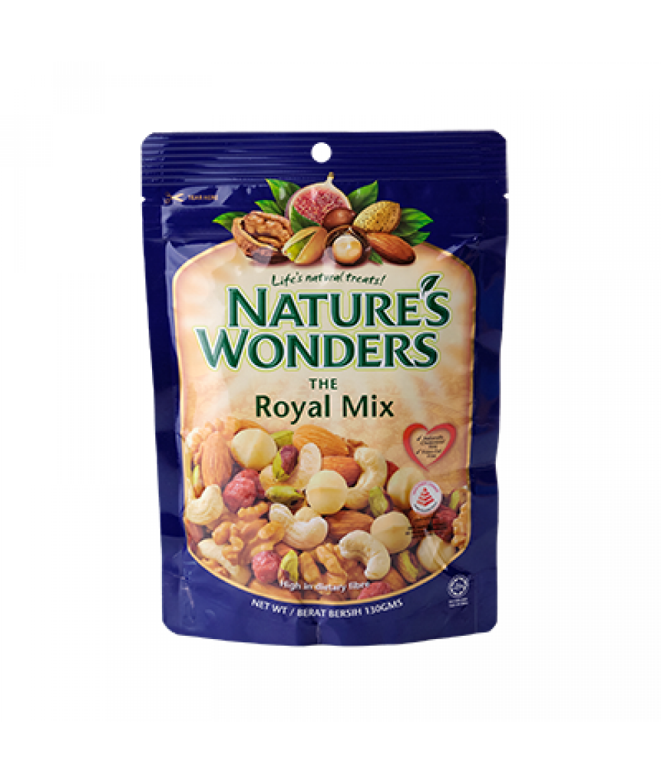 Nature's Wonders Royal Mix 130g