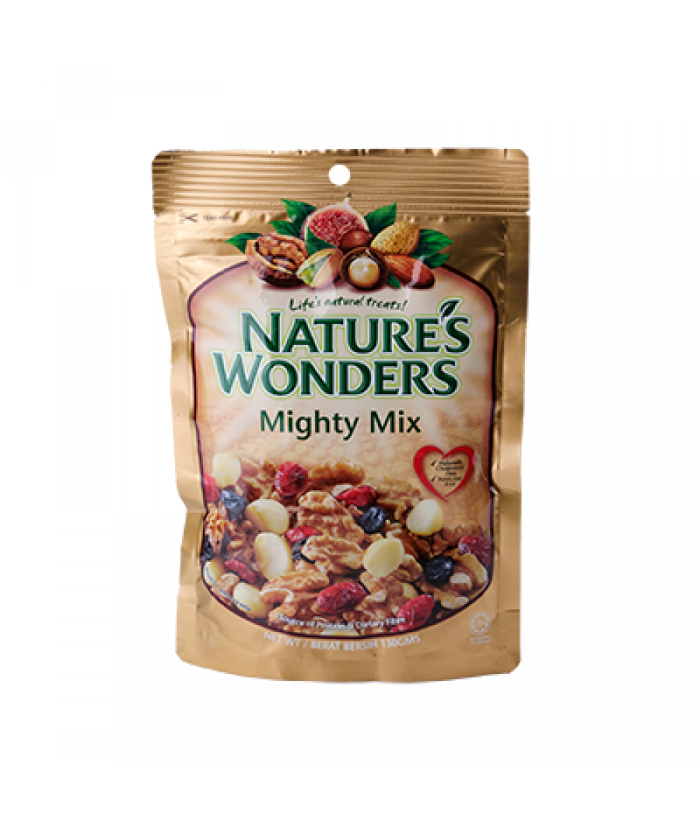Nature's Wonders Mighty Mix 130g