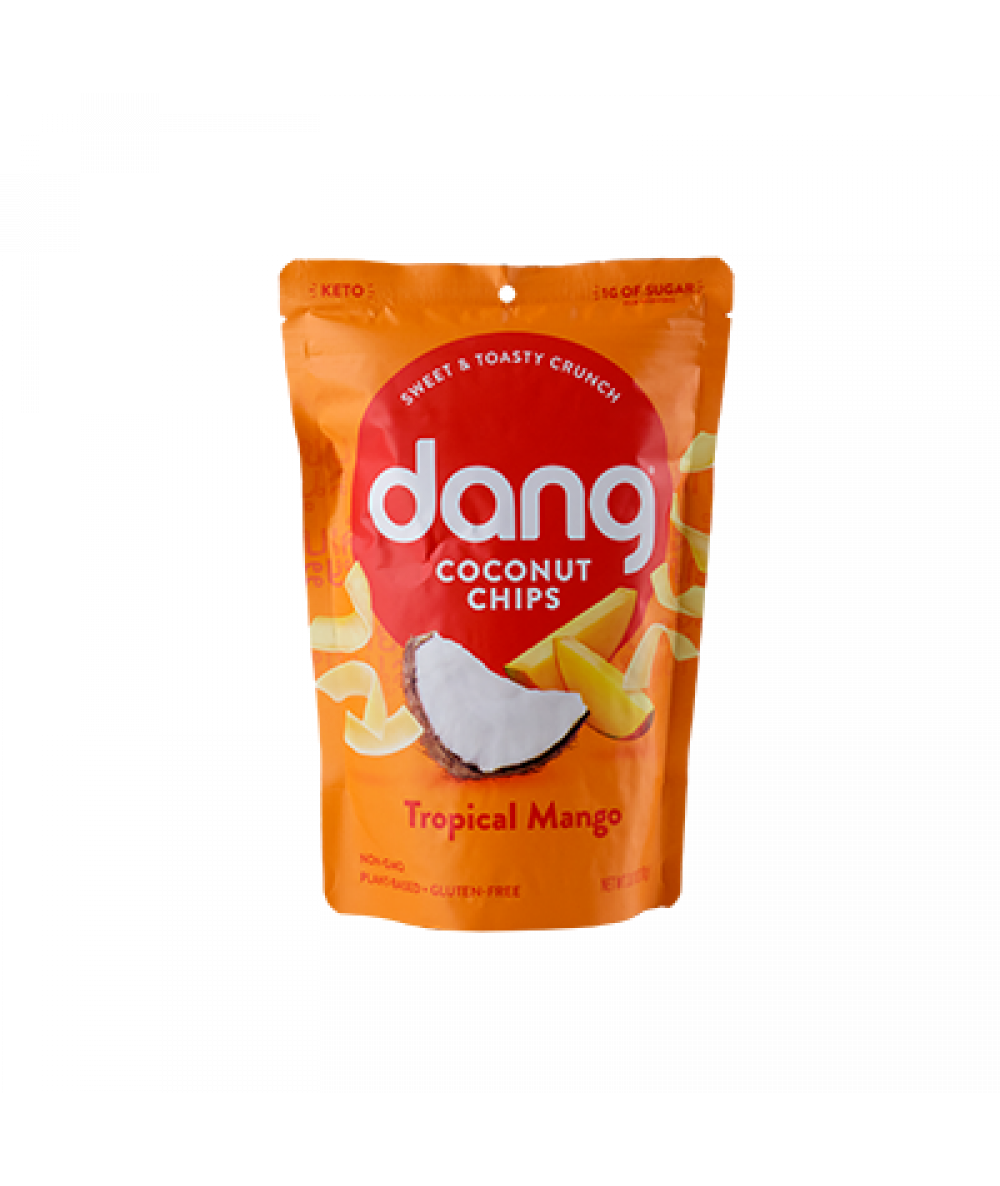 Dang Tropical Mango Coconut Chips 3.17oz