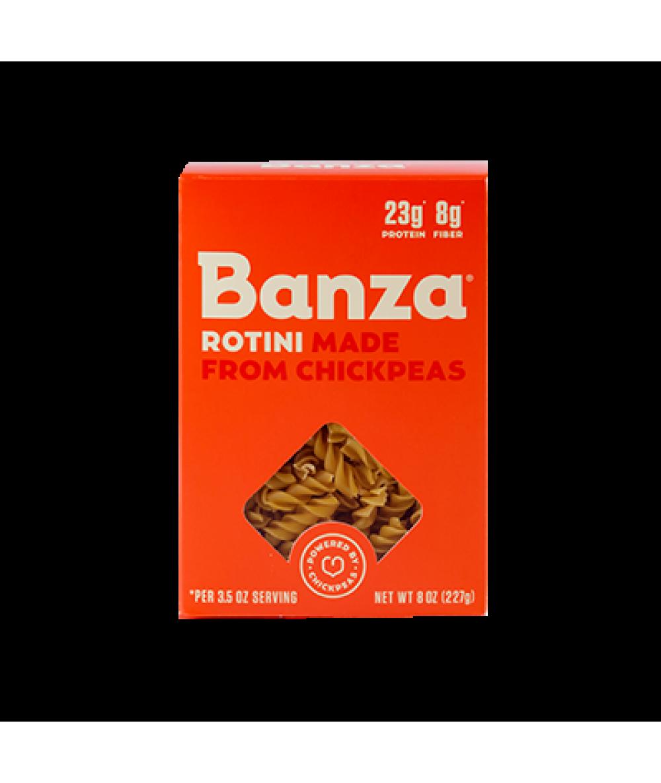 Banza Chickpea Pasta Rotini 8oz
