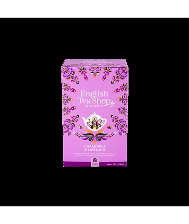 English Tea Shop OG Chamomile Lavender 20g