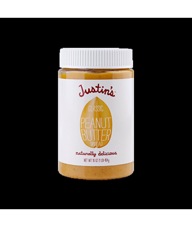 Justins Classic Peanut Butter 16oz
