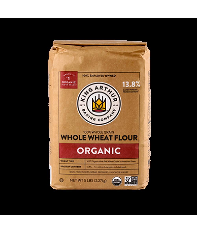 King Arthur Whole Wheat Flour 5lb
