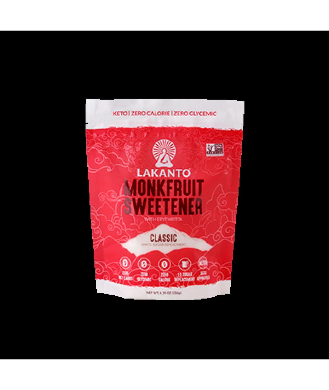 Lakanto Classic Monkfruit Sweetener 8.29oz