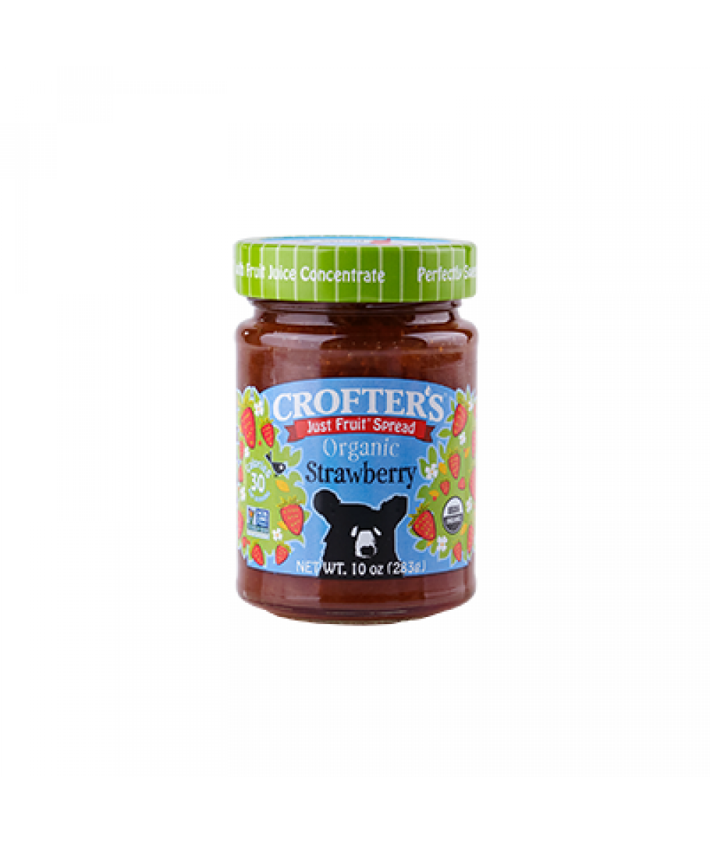 Crofters Strawberry 10oz