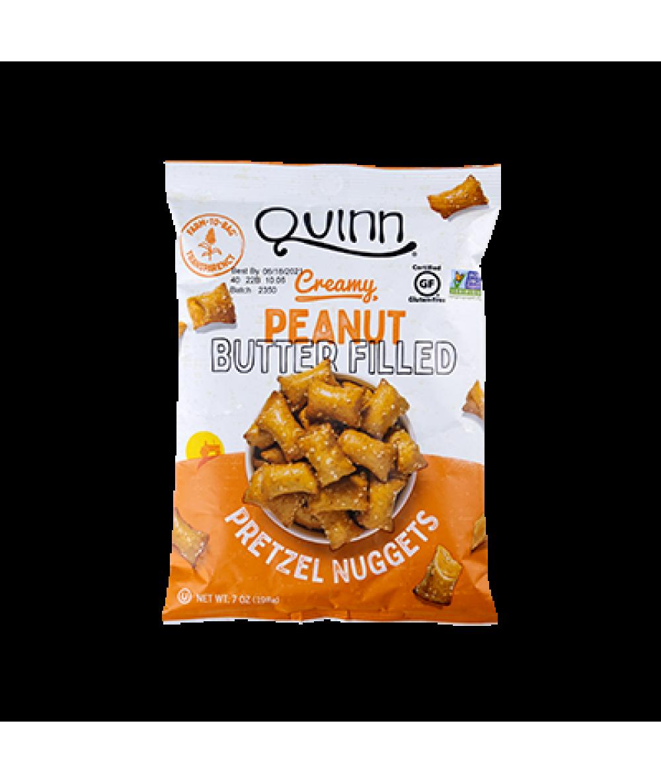 Quinn Peanut Butter Nuggets 7oz