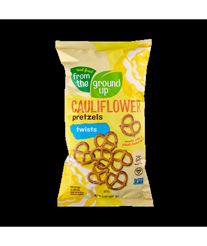 From The Ground Up Cauliflower Pretzel Twist 4.5oz