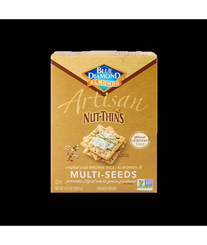Blue Diamond Multi-Seed Nut Thins 4.25oz