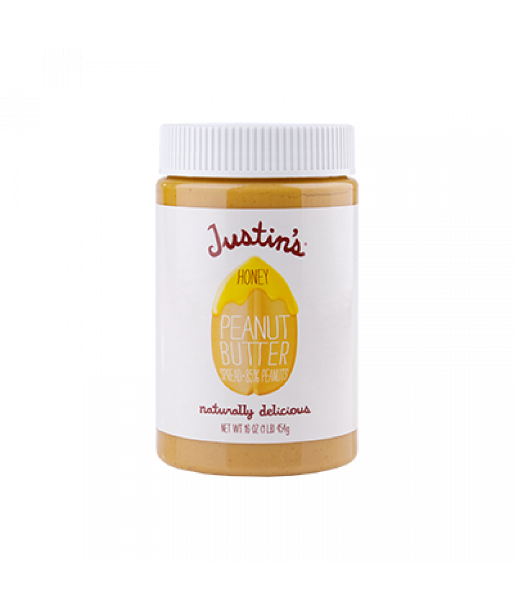Justins Honey Peanut Butter 16oz