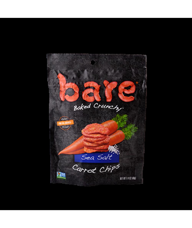 Bare Sea Salt Carrot Chips 1.4oz