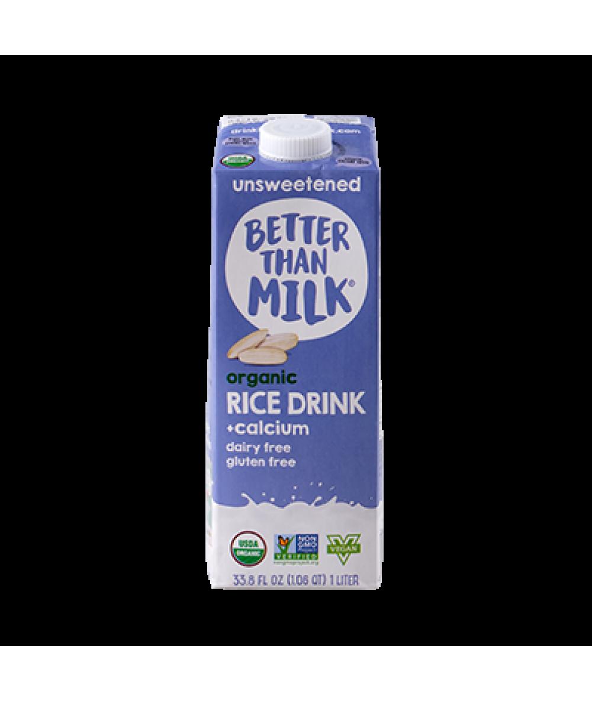 Better Than Milk Rice Calcium Drink 33.8oz