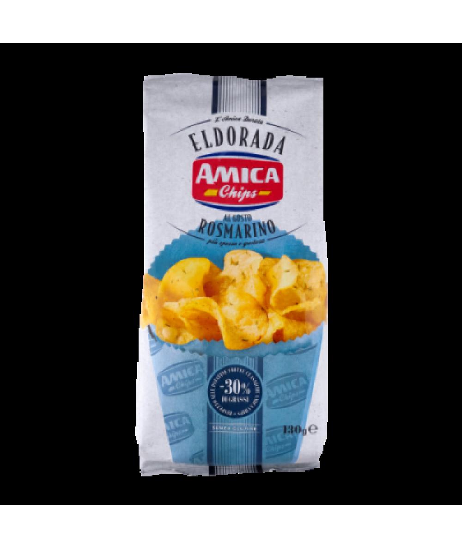 Amica Eldorada Chips Rosemary 130g