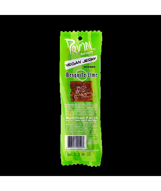 Primal Spirit Mesquite Lime Meatless Jerky 1oz