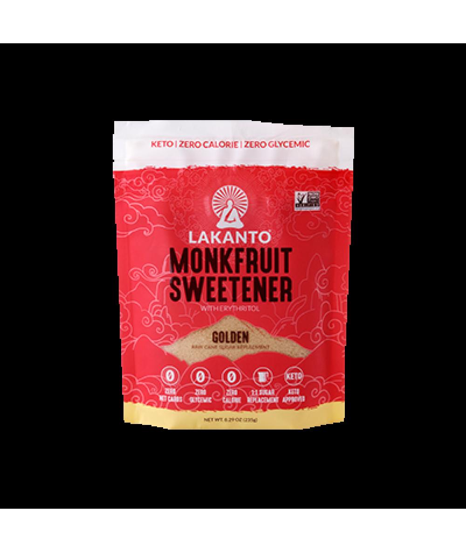Lakanto Golden Monkfruit Sweetner 8.29oz