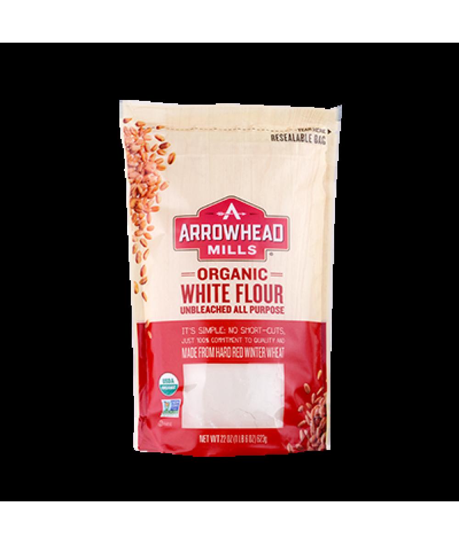 Arrowhead Mills White Flour Unbleached 22oz