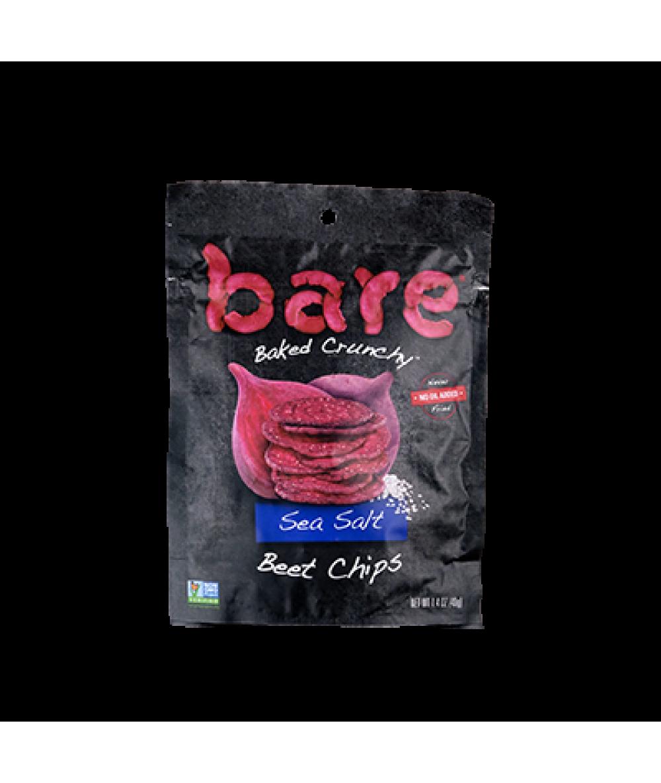 Bare Sea Salt Beet Chips 1.4oz