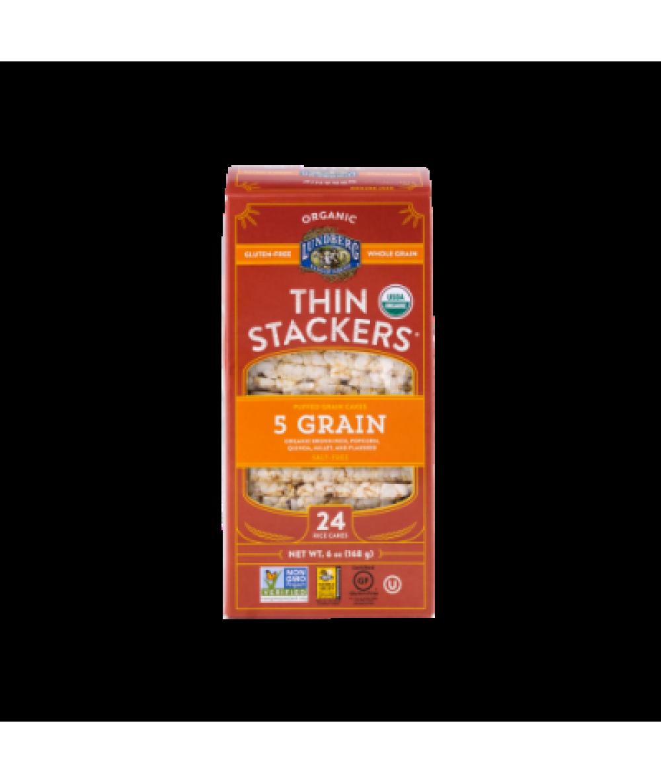 Lundberg 5 Grain Thin Stackers 6oz