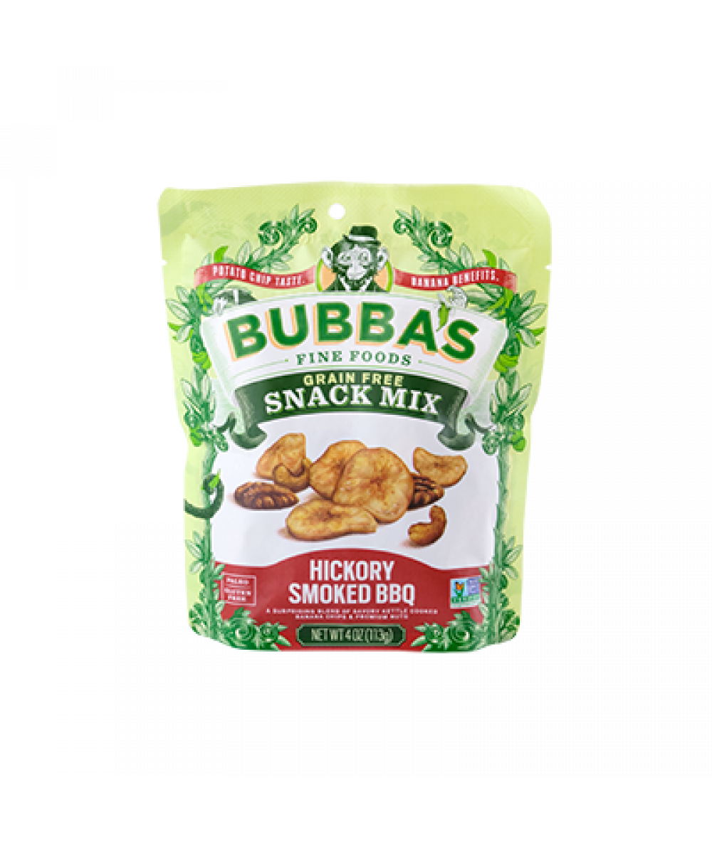 Bubba's Snack Mix Smoked Chipotle Bbq 4oz