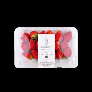 Chitose Strawberry Bite Size 200g