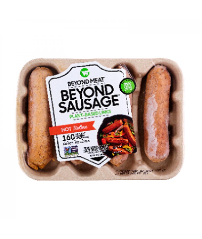 Beyond Sausage Hot Italian 14oz
