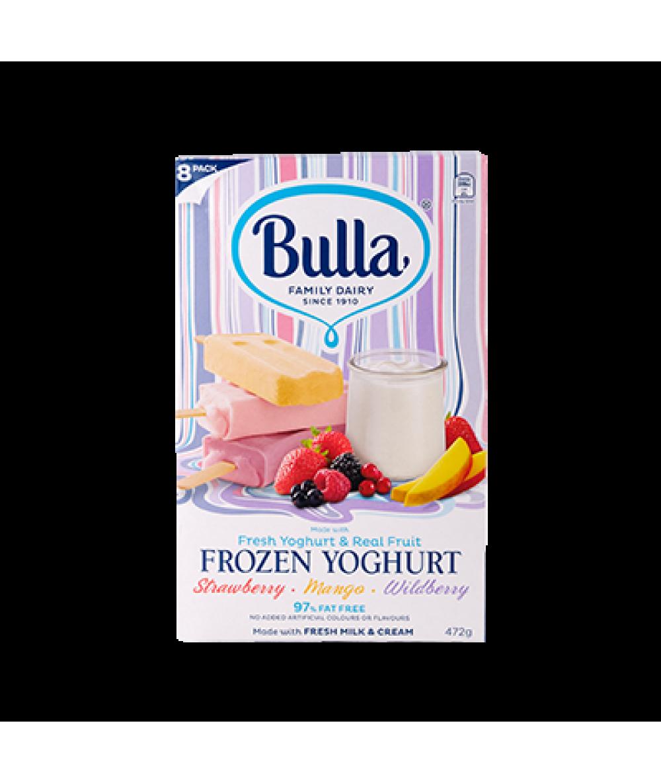 Bulla 97% Ff Fruit & Yogurt Variety Pack 472g