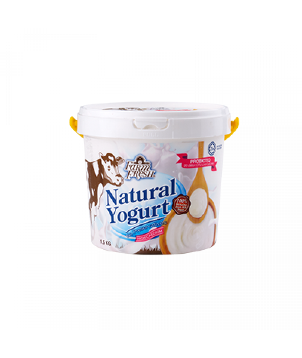 Farm Fresh Yogurt 1.5 kg